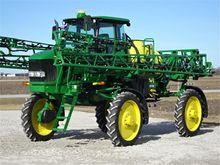 2014 John Deere 4630 Sprayer-Se