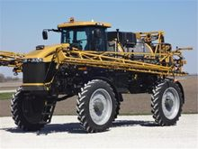 2013 Ag Chem RG1100 Sprayer-Sel