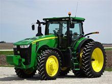 2015 John Deere 8295R,Diesel,MF