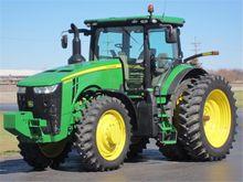 2014 John Deere 8245R,Diesel,MF