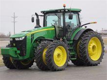 2015 John Deere 8345R,Diesel,MF