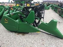 2010 John Deere 635F Header-Aug