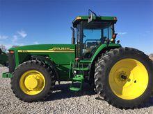 2000 John Deere 8310,Diesel,MFD