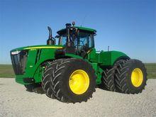 2015 John Deere 9520R,Diesel,4W