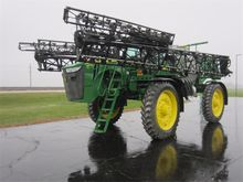 2012 John Deere 4940 Sprayer-Se