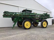 2014 John Deere R4038 Sprayer-S