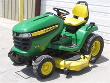 2009 John Deere X534 Riding Mow