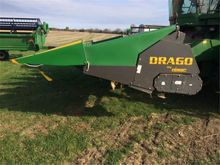 2010 Drago 8X30 Header-Corn