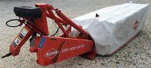 Kuhn GMD-600-GII Disc Mower