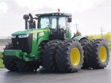 2014 John Deere 9510R,Diesel,4W
