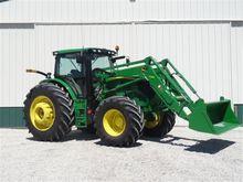 2014 John Deere 6150R,Diesel,MF