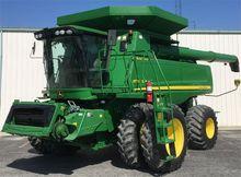 2011 John Deere 9770STS Combine