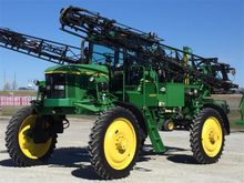 2004 John Deere 4710 Sprayer-Se