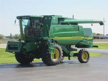 2003 John Deere 9550 Combine