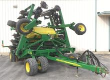 2005 John Deere 1690 Air Drill