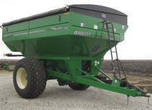 2011 Brent 782 Grain Cart