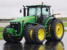 2010 John Deere 8320R,Diesel,MF
