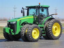 2014 John Deere 8335R,Diesel,MF