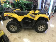 2008 Can-Am 400 Utility Vehicle