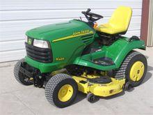 2005 John Deere X485, Gasoline
