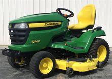 2013 John Deere X540, Gasoline