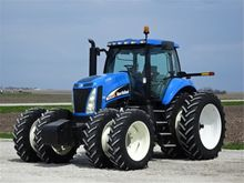 2007 New Holland TG-305,Diesel,