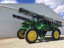 2001 John Deere 4710 Sprayer-Se