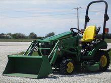 2012 John Deere 1026R,Diesel,MF