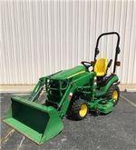 2012 John Deere 1026R,Diesel,4W