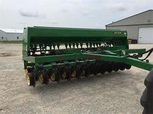 1991 John Deere 750 Grain Drill