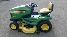 2010 John Deere X320, Gasoline