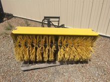 "2015 John Deere 52"" Sweeper"