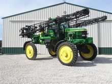 2003 John Deere 4710 Sprayer-Se