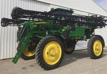 2008 John Deere 4730 Sprayer-Se