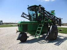 1996 John Deere 6500 Sprayer-Se