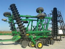 2009 John Deere 637 Disk Harrow