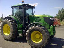 2013 John Deere 6210R Farm Trac