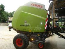 Used 2012 Claas VARI