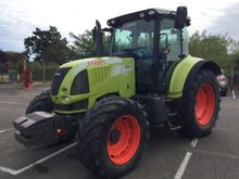 2010 Claas ARION610C Farm Tract