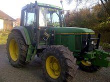 1997 John Deere 6506 Farm Tract