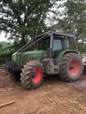 2012 Fendt 818 Forestry tractor