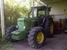 1984 John Deere 3640 Farm Tract