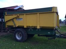 1998 Gourdon 9T Cereal tipping