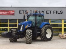 2009 New Holland T8030 Farm Tra