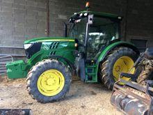 2012 John Deere 6105R Farm Trac