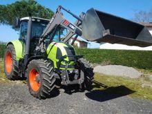 2010 Claas ARION 610C Farm Trac