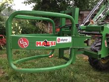 Magsi PINCE Bale forks and grip