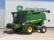 1999 John Deere CTS Combine har