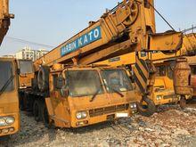 2010 Kato NK400E Shanghai Munic