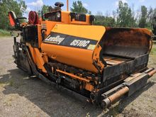 Used Asphalt Equipment Asphalt Pavers Leeboy For Sale